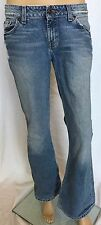 BKE Jeans Size 30x31.5 Light wash distressed Boot cut Low rise