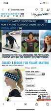 Figure Skate Headband Protection Crasch3 Excellent