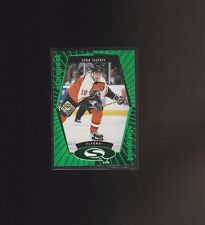 1998 Upper Deck UD Choice Starquest Green #SQ15 John LeClair Philadelphia Flyers