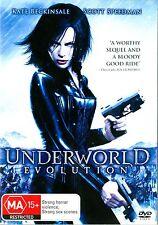 UNDERWORLD : EVOLUTION - Kate Beckinsale, Scott Speedman - Region 4 DVD