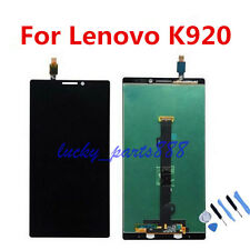 Black for Lenovo Z2 Pro K920 LCD Display Touch Screen Digitizer Assembly Repair