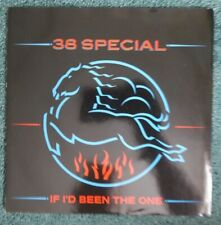 "38 Special ""If I'd Been The One"" 1983 Original 7"" vinyl single in PS AM 174"
