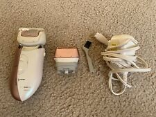 PANASONIC Epiglide ES2045 Wet-Dry Two-Speed Epilator Shaver Excellent Mint LOOK