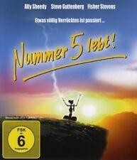 NUMMER 5 LEBT! (Ally Sheedy, Steve Guttenberg) Blu-ray Disc NEU+OVP