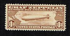 U.S. #C14 1.30 cent  Mint VF/XF LH - 1930 Graf Zeppelin