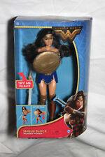 "Mattel 2017 Shield Block Wonder Woman 12"" Movie Figure NEW"