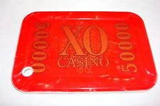 XO Casino $ 50,000.00   Abbiati sample.plaque