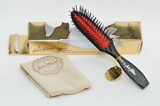 "Hair brush Jean-Pierre ""MiMi"" Nylon Bristle - Rare!!! Hand Made in France"