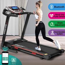 2.5 Hp Large Folding Electric Motorized Treadmill Auto Incline Running Machine