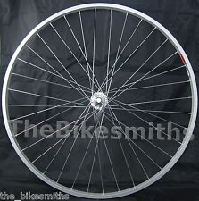 Weinmann 700c x 35 Silver 135mm Rear Wheel / Shimano TX800 Hub Hybrid Bike