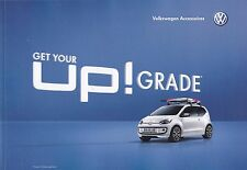 VOLKSWAGEN UP ! VW ACCESSOIRES - CATALOGUE BROCHURE PROSPECTUS 2011 - 59 PAGES