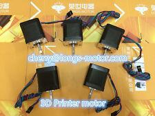 US DE Ship Longs Motor 3D Printer Nema17 1.5A  17HS5415 D-Shaft NEW CNC A4988