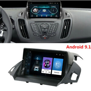 For Ford Escape 2013-2017 9'' Android 9.1 Car Stereo Radio GPS Navigation 1+16GB