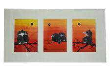 Tawny Frogmouth Series Print, Australian Birds