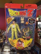 2002 Irwin Toys Dragon Ball Z Figure MOC - GREAT SAIYAMAN SAGA YAMCHA with PUAR