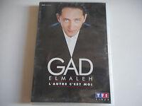 DVD  - GAD ELMALEH / L'AUTRE C'EST MOI - ZONE 2