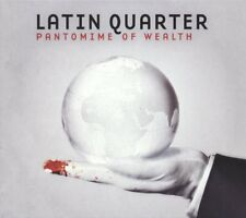 LATIN QUARTER - PANTOMIME OF WEALTH   VINYL LP NEU