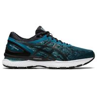 ASICS GEL-Nimbus 22 KNIT Shoe - Men's Running - Blue - 1011A794.400