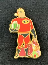 2007 Disney Pin - The Incredibles - Holiday Mr Incredible - Le 1500