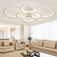 Lamparas Colgant LED Ceiling Lights Living Room Bedroom Chandelier Lamps