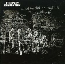 Fairport Convention - What We Did on Our Holidays [New CD] Bonus Tracks, Rmst
