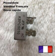 Lot de 2 Ponts de diodes KBPC5010  50 Amps sous 1000V