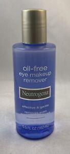 NEUTROGENA Oil Free Eye Makeup Remover 5.5OZ