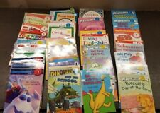 Lot of 15 Level 1 Ready to/I Can Read Step into Reading Learn Read Books MIX