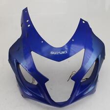 SUZUKI 2004 2005 GSXR750 2005 GSXR750X OEM FRONT UPPER NOSE FAIRING COWL SHROUD