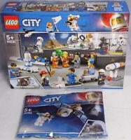 Lego Space Polybag 30365 Raumfahrt-Satellit + 60230 Weltraumforschung  NEU