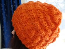 Women's, Men's Beanie, Hand Knitted, hand made, warm hat for the winter