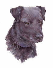 PATTERDALE.         3 Blank Dog greeting cards by Christine Groves