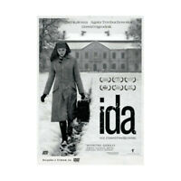 Ida (DVD, Region 2, PAL, English Subtitles, Polish Audio)