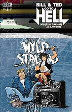 BILL & TED GO TO HELL #4 Subscription Variant Boom! Studios, NEW back issue