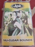 ASH - NU-CLEAR SOUNDS - CASSETTE TAPE