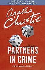Partners in Crime: A Tommy & Tuppence Mystery by Agatha Christie (Paperback,...