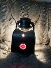 Antique electric Gem Cold Blast Wagon Lamp /very rare Lantern C.T. Ham Co