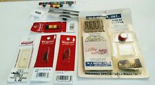 Military Ribbon Lot N.S. Meyer Ribbon Insignia Kit 1967 Misc Stars,Ribbons, Pins