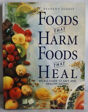 Reader's Digest Foods That Harm Foods That Heal by Reader's Digest Diet Healthy