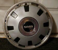 "(1) Vintage RARE OEM 1974-1979 Saab 99 15"" Hubcap Full Wheel Cover #60003"