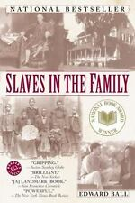 Slaves in the Family by Robert Edward Ball (1998, Paperback, Reprint)