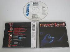 MEAT LOAF/LIVE(ARISTA 258 599) CD ALBUM