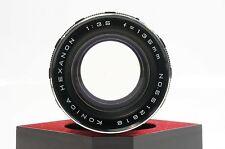 KONICA HEXANON 135MM f3.5  LENS *NEX Micro Four Thirds **TECH CHECKED**