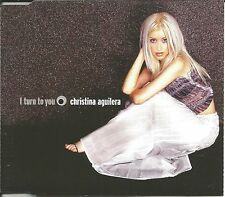 CHRISTINA AGUILERA & Thunderpuss I Turn to you 4TRX MIX & EDITS CD Single SEALED