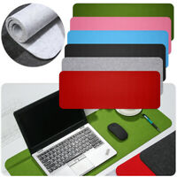 Modern Large Office Laptop Cushion Computer Desk Mat Table Keyboard Mouse Pad