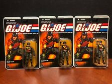 GI Joe 2005 Grand Slam Lot Of 3 Dela2218