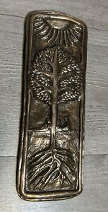 "9"" Family Tree Wall Plaque Wild Goose Studio Cork Ireland Irish Celtic Art Decor"