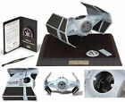 Star Wars Darth Vader Tie Fighter Scale 1:3 8 With Display Case Code 3