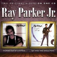 Ray Parker Jr. - Woman Out Of Control / Sex And The Single Man (NEW CD)