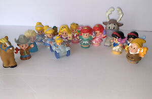 Fisher Price Little People Mixed Lot of 14